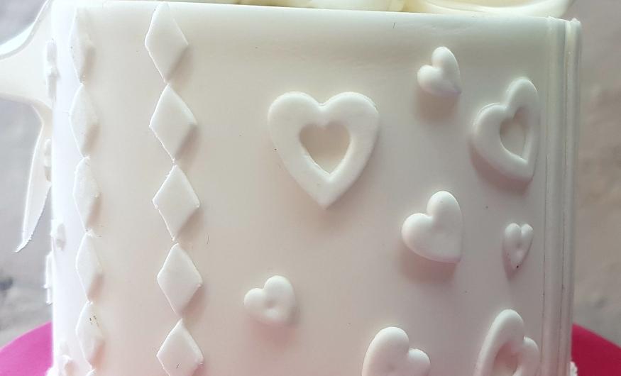 4 Week Professional Wedding Cake Course Cake School